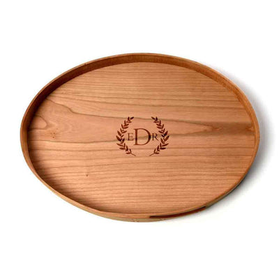 Decorative Trays - Monogram