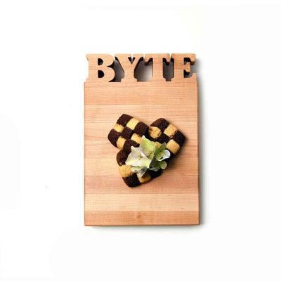 GEEK GIFTS FOR HIM - CUTTING BOARD WITH BOTTLE OPENER - 1