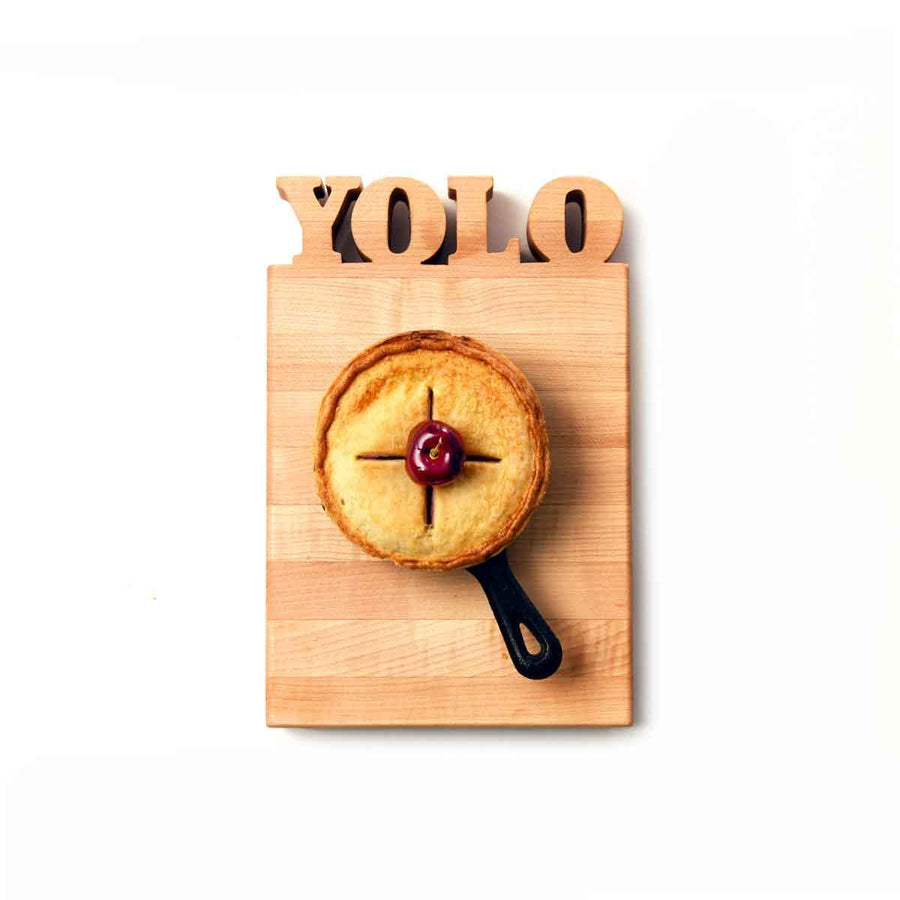 Cutting Board - YOLO