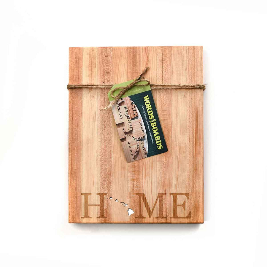 Home State Cutting Boards - All 50 states available