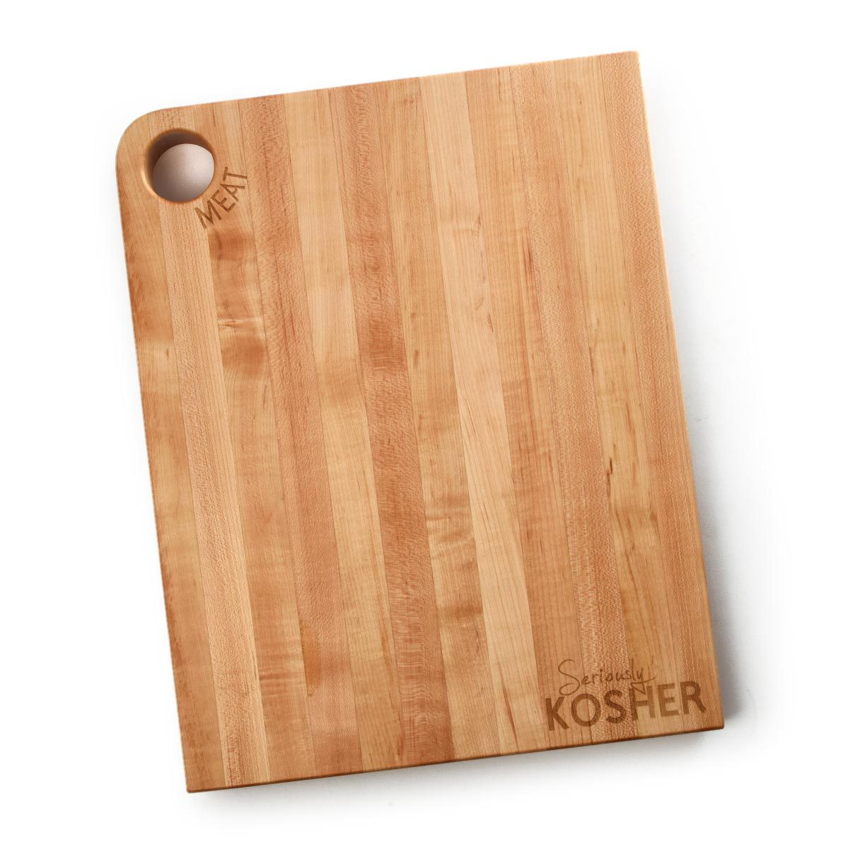 Seriously Kosher ~ Large Cutting Board ~ Meat