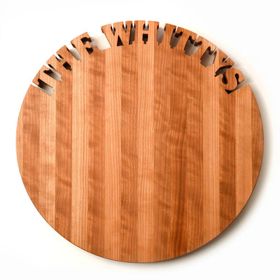 Lazy Susan ~ Cherry ~ FREE SHIPPING - Words with Boards - 3