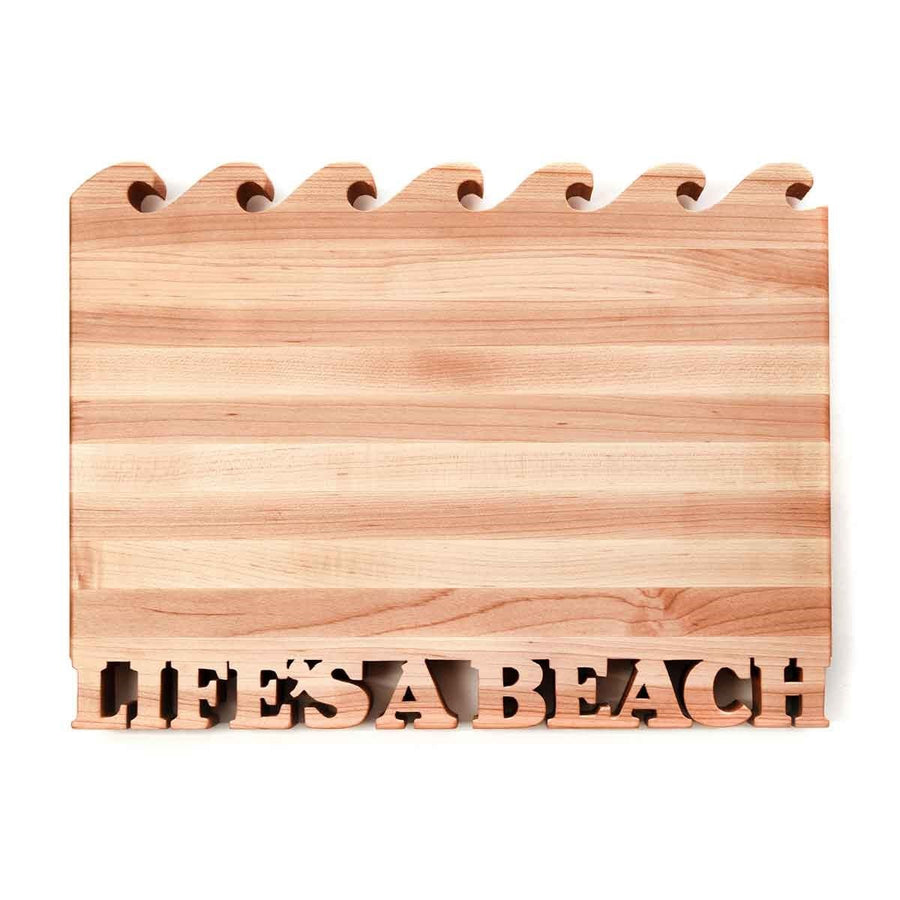Life's A Beach Cutting Board