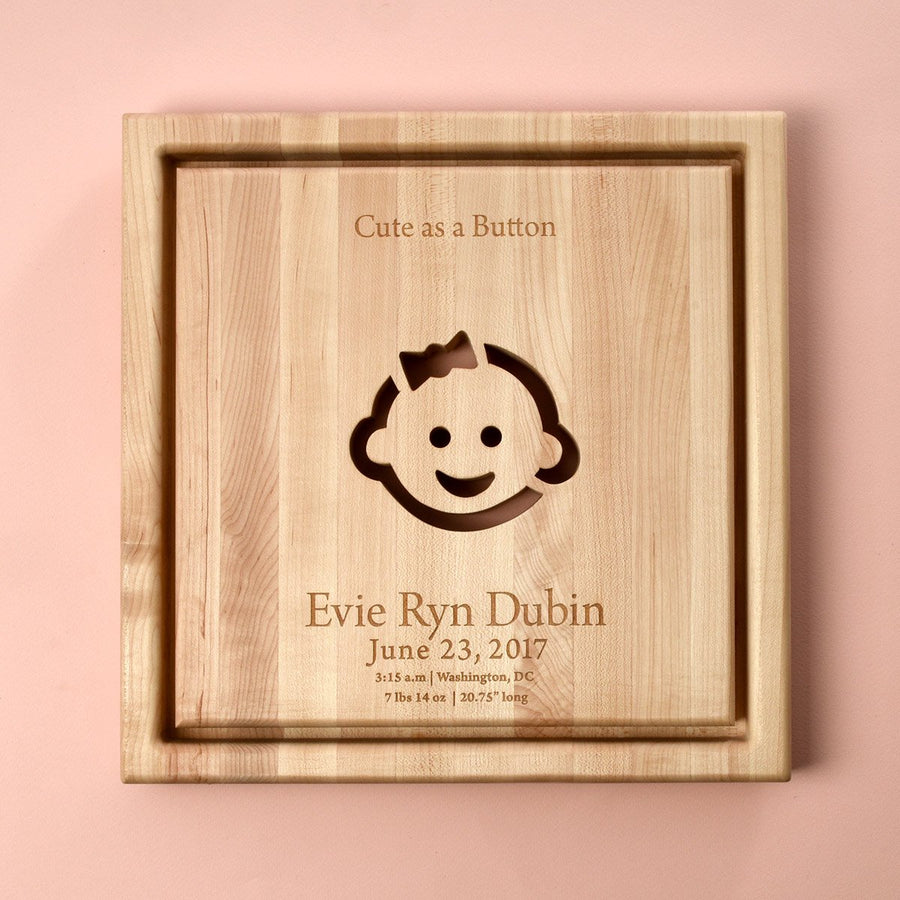 PERSONALIZED BABY GIFTS - BABY ROOM DECOR