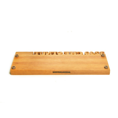 Long Personalized Cutting Board - Words with Boards  - 3