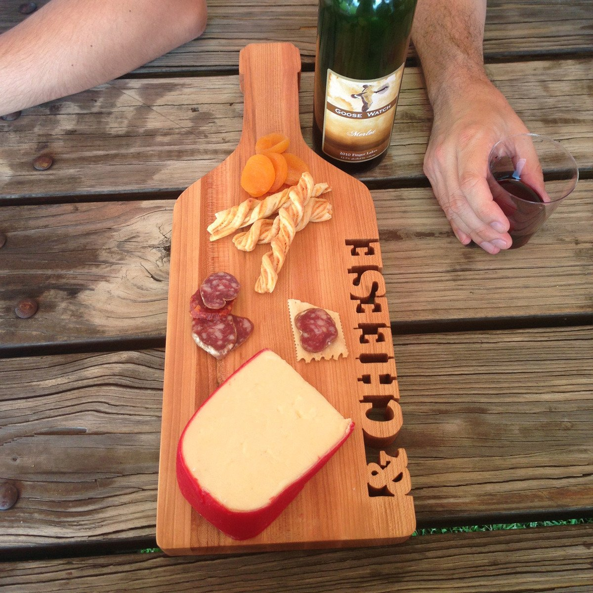 Wood cutting boards - carving board - cheese boards - Words with Boards  - 2