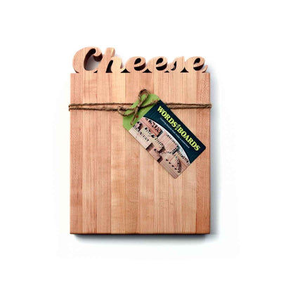 Cheese board - cheeseboard - cheese plate - cheese board ideas - Words with Boards - 1