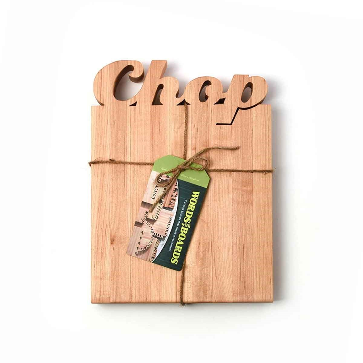 Chopping board - chopping boards - best cutting board - Words with Boards - 1