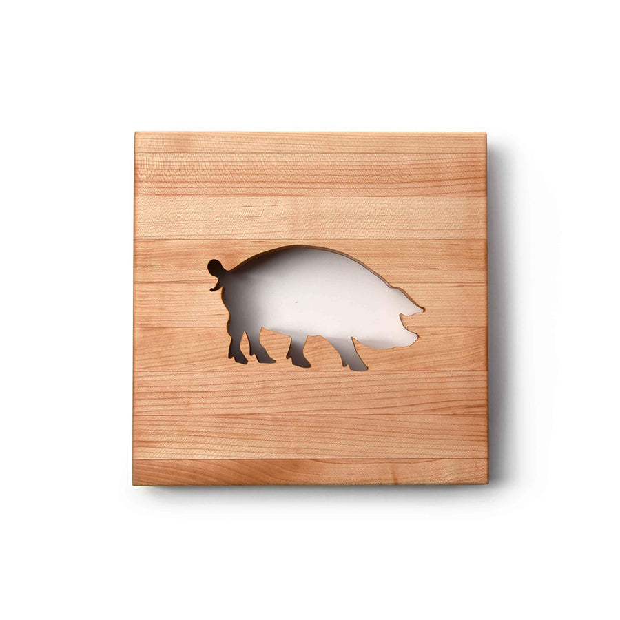 Year of the Pig - Trivet