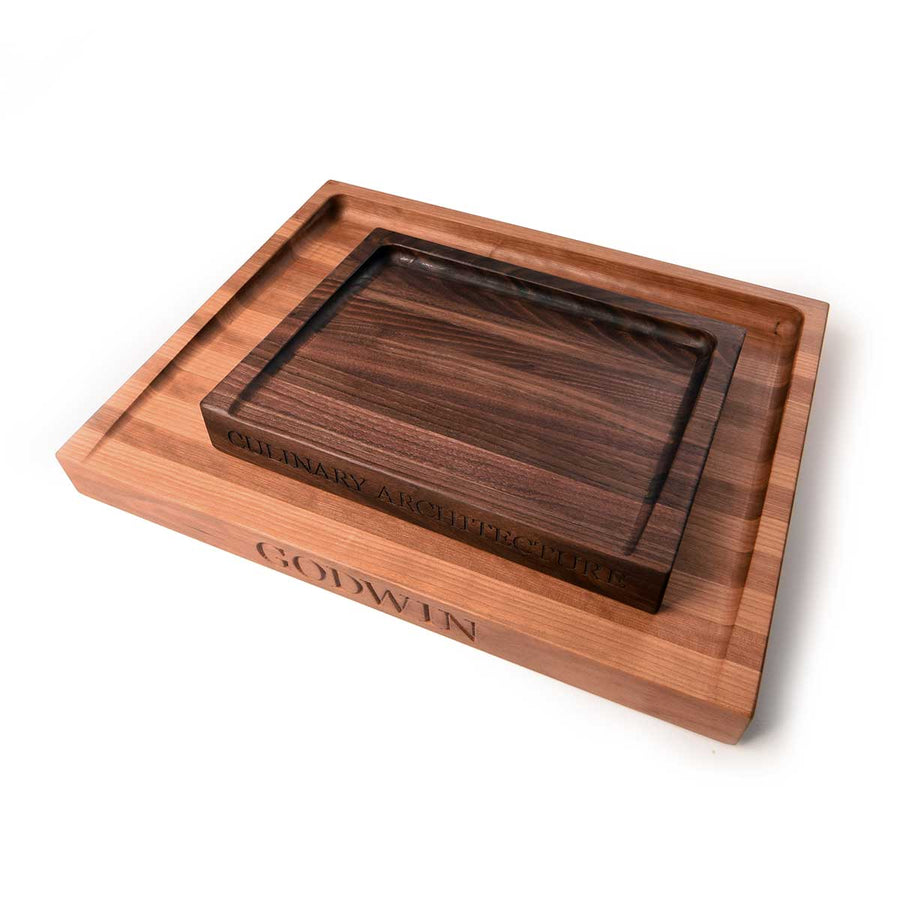 Meat Cutting Board - Smart Slope Design