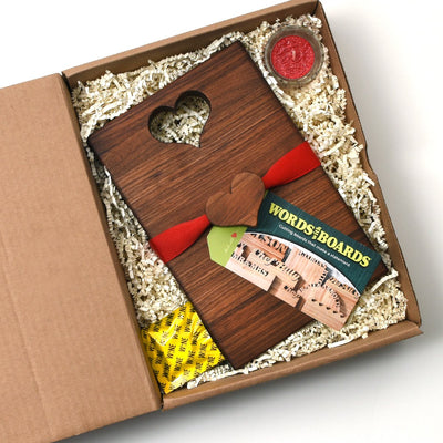Valentine's Day Gift In A Box ~ FREE SHIPPING!