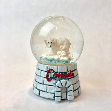IGLOO SNOW GLOBE MINI