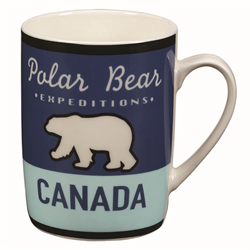POLAR BEAR EXPEDITION MUG