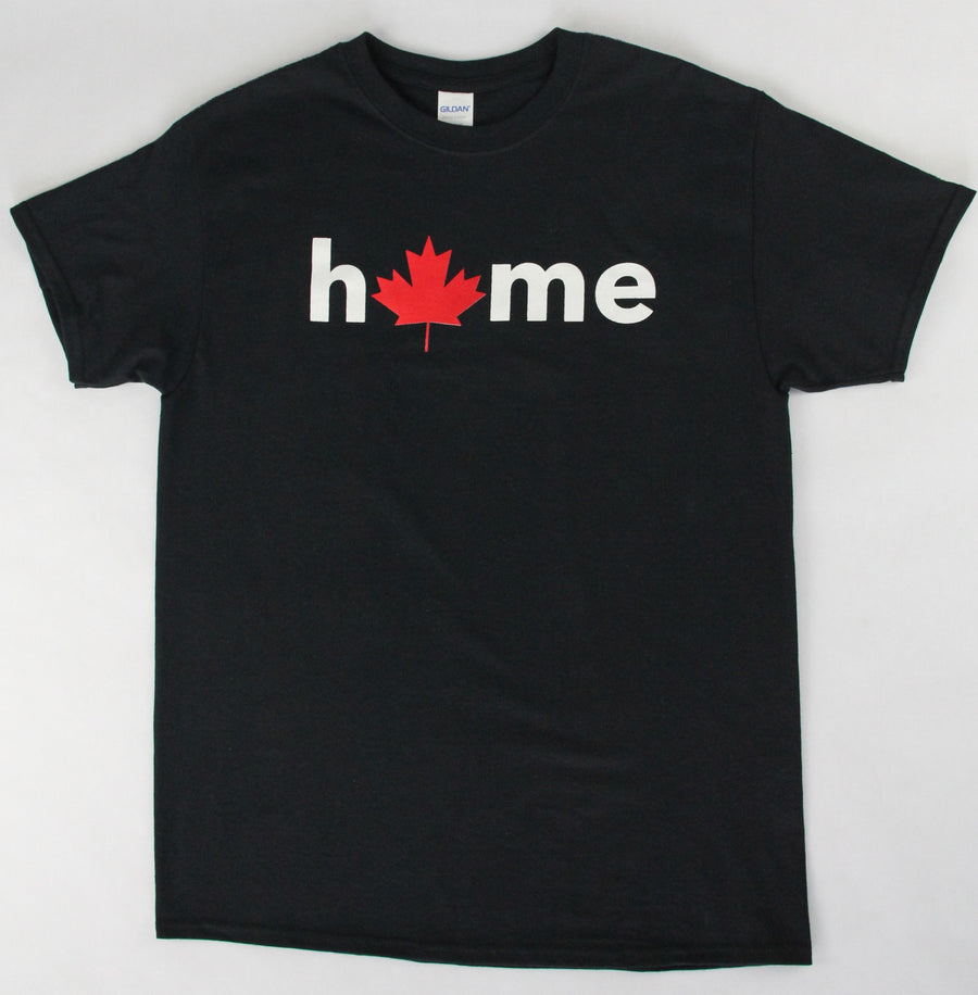 HOME MAPLE LEAF TEE