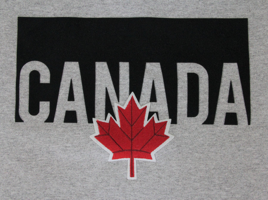 MAPLE LEAF DROPOUT YOUTH TEE