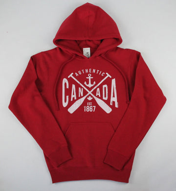 AUTHENTIC CANADA HOODIE