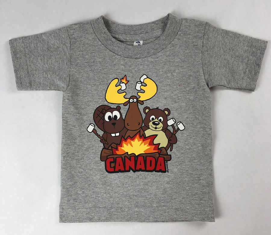 CANADA CAMPERS TODDLER TEE