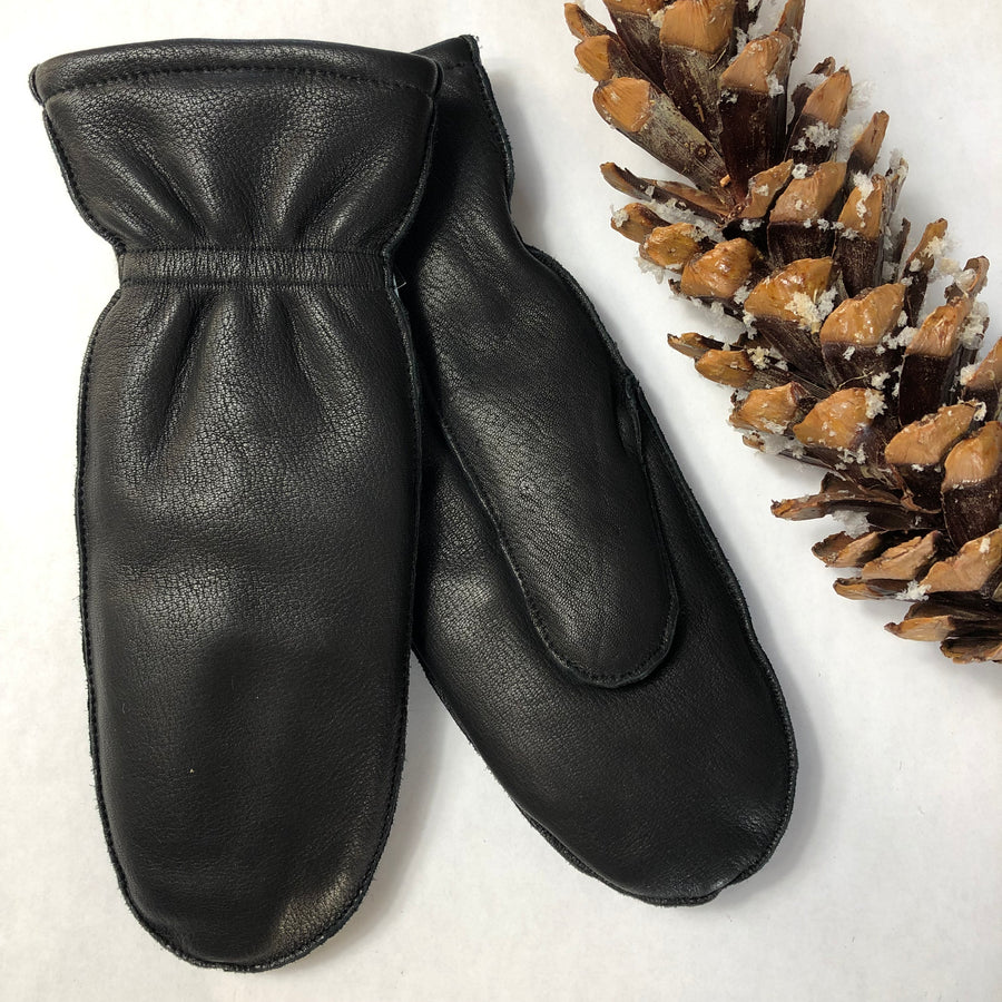 WOMEN'S LEATHER MITTS