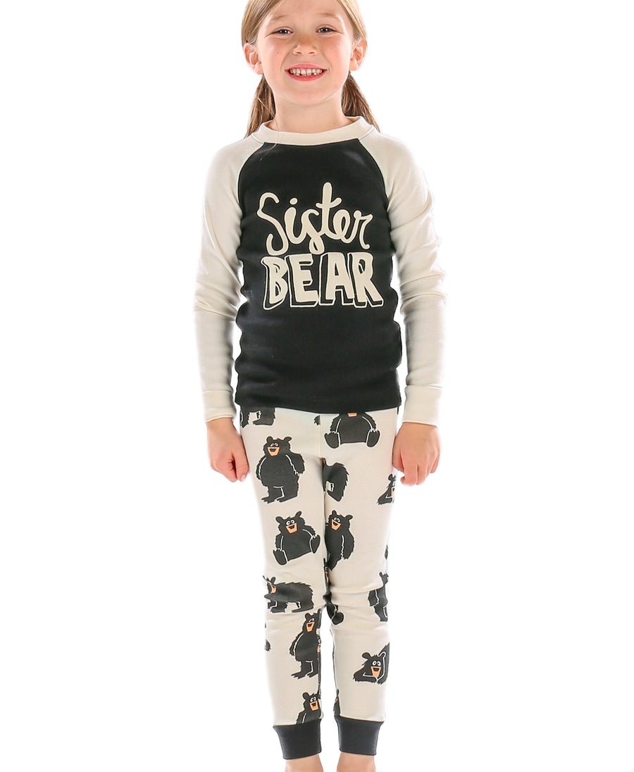 LAZY ONE SISTER BEAR PJS
