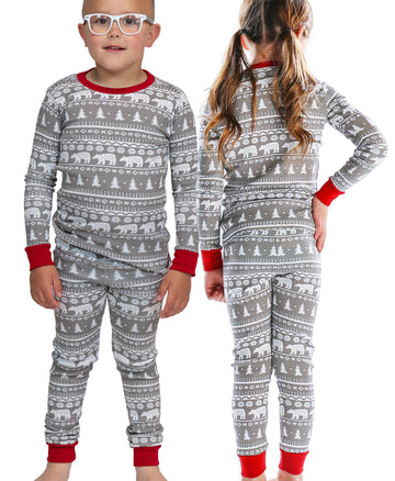 LAZY ONE NORDIC KIDS PJS