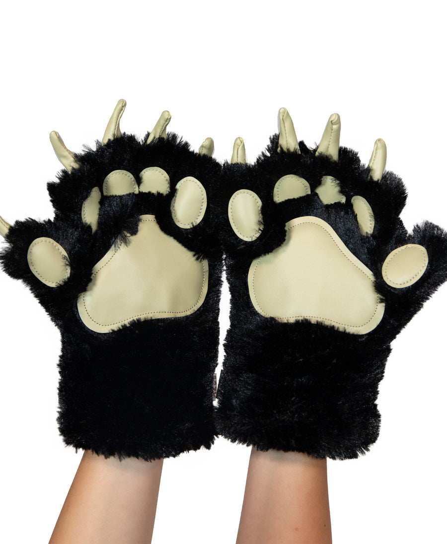 LAZY ONE BEAR PAW MITTS