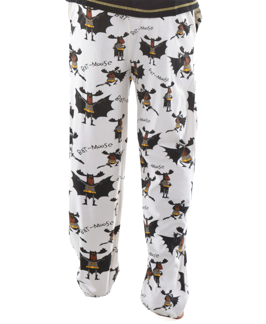 LAZY ONE BAT MOOSE PJ PANT