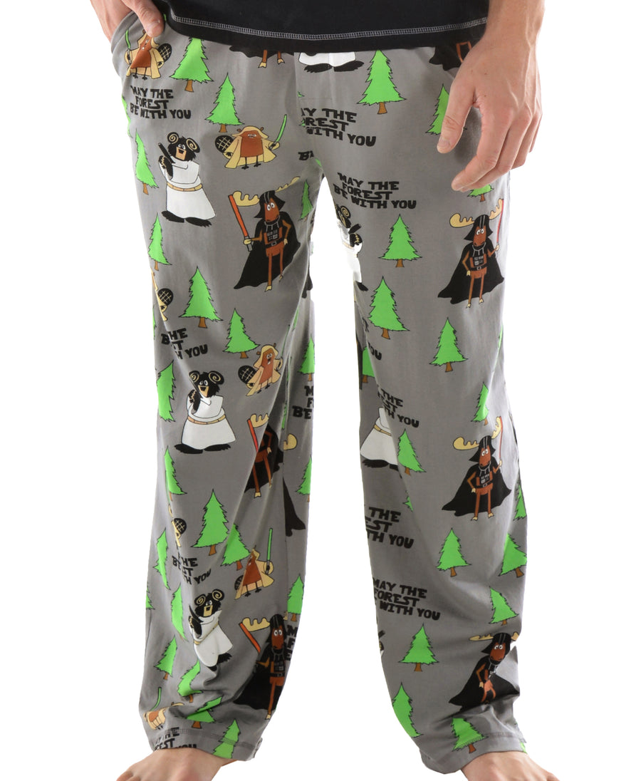 LAZY ONE MAY THE FOREST PAJAMA PANT