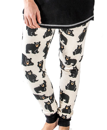 LAZY ONE MAMA BEAR PJ LEGGING