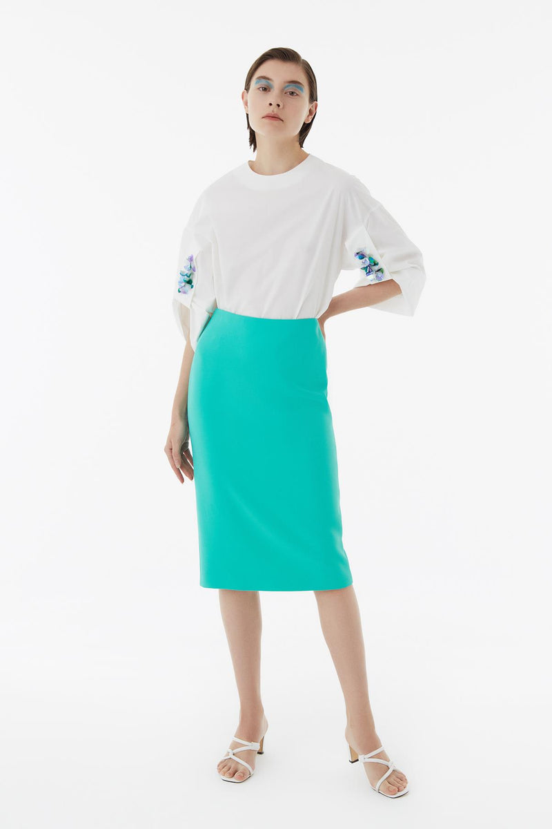 Exquise Skirt Green