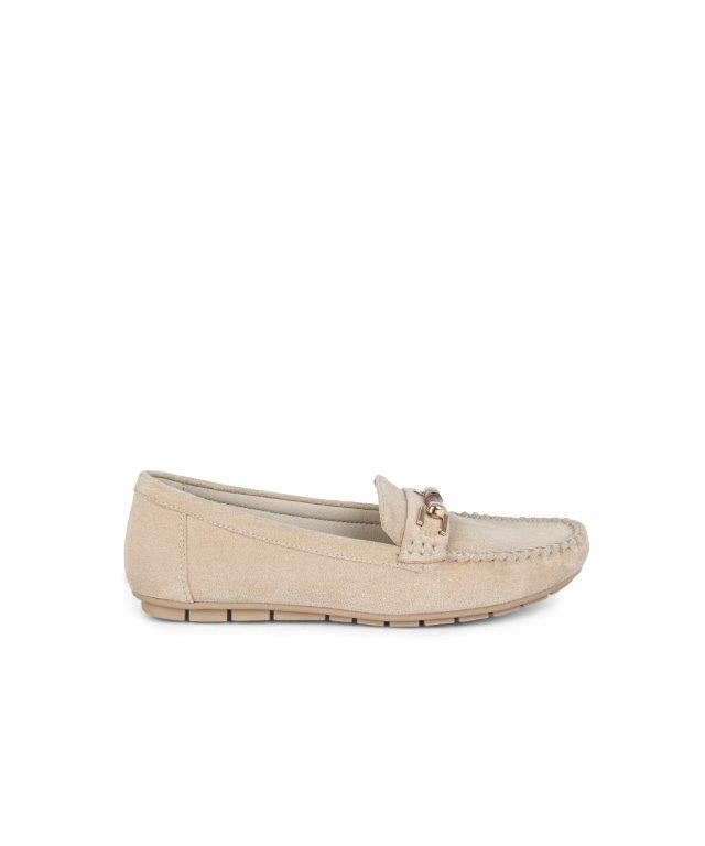 Ipekyol Shoe Flat Beige - Wardrobe Fashion