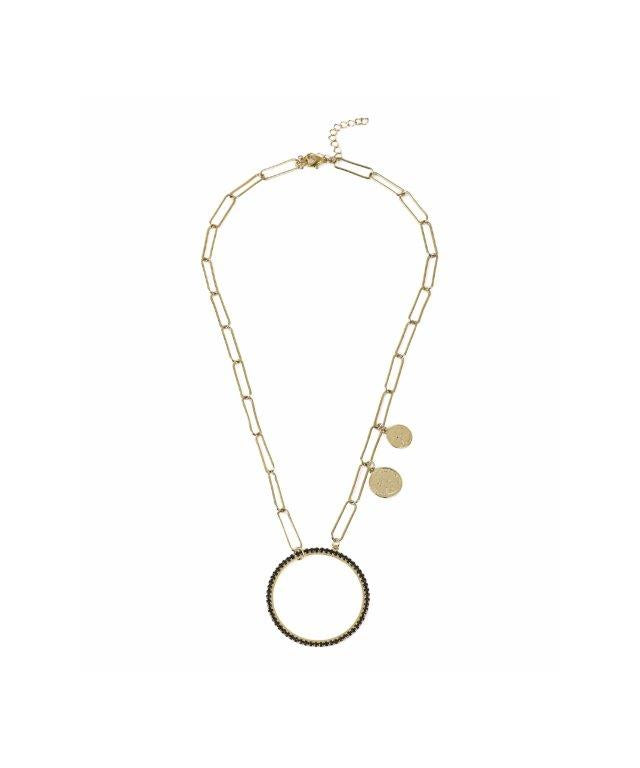 Ipekyol Necklace Mlt Chain Gold - Wardrobe Fashion