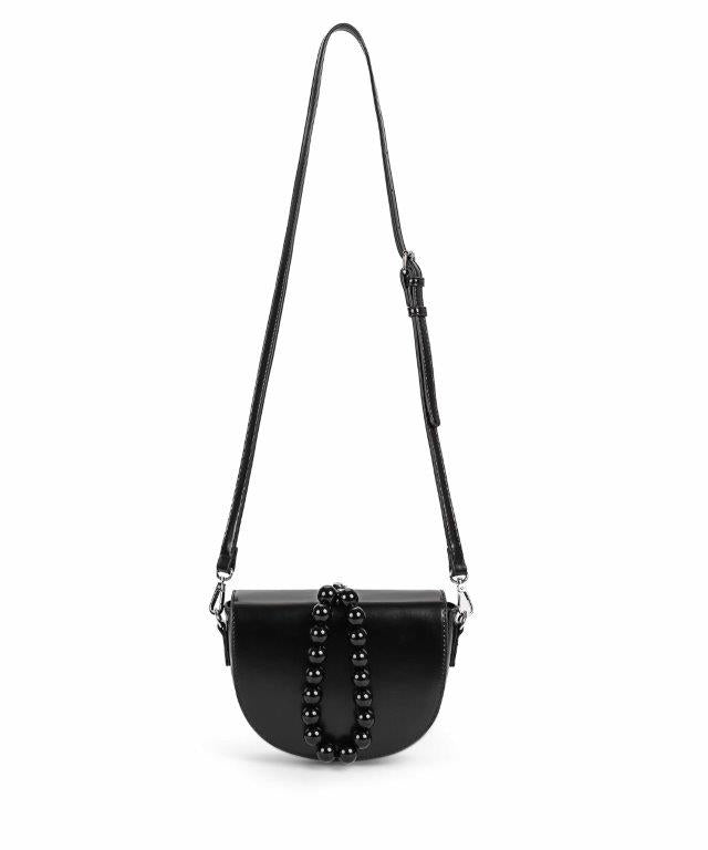 Ipekyol Bag Sling Pu Black - Wardrobe Fashion