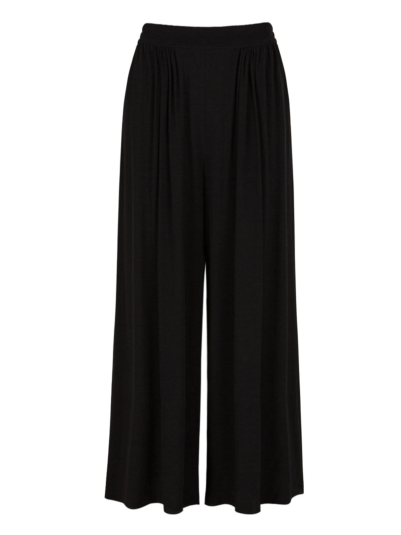 Nocturne Wide Leg Pants Black