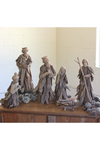 Driftwood Nativity Set- Six Pieces
