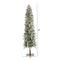 Flocked Grand Alpine Artificial Christmas Tree - Seasonal
