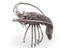 Pewter Lobster Statuette - Coastal Decor - Home Accessories