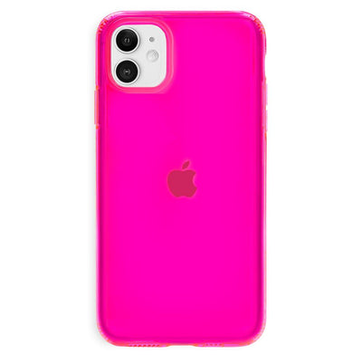 Neon Clear Phone Case