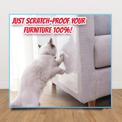 Anti Cat Scratch Stick-On Shield - Free with Members Only Coupon