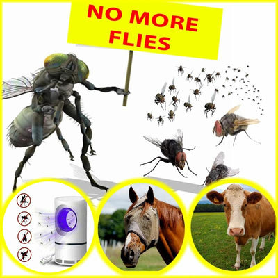 Mosquito And Fly Killer Trap