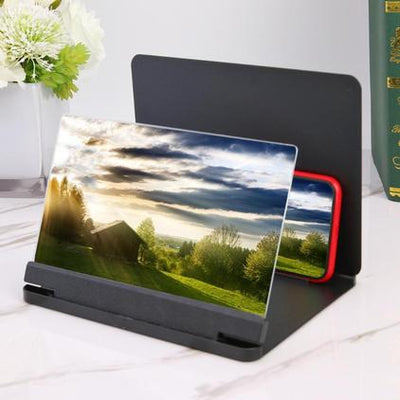 HD Mobile Phone Screen Amplifier