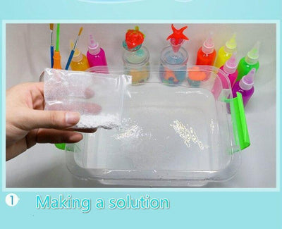 DIY Jelly Aquarium
