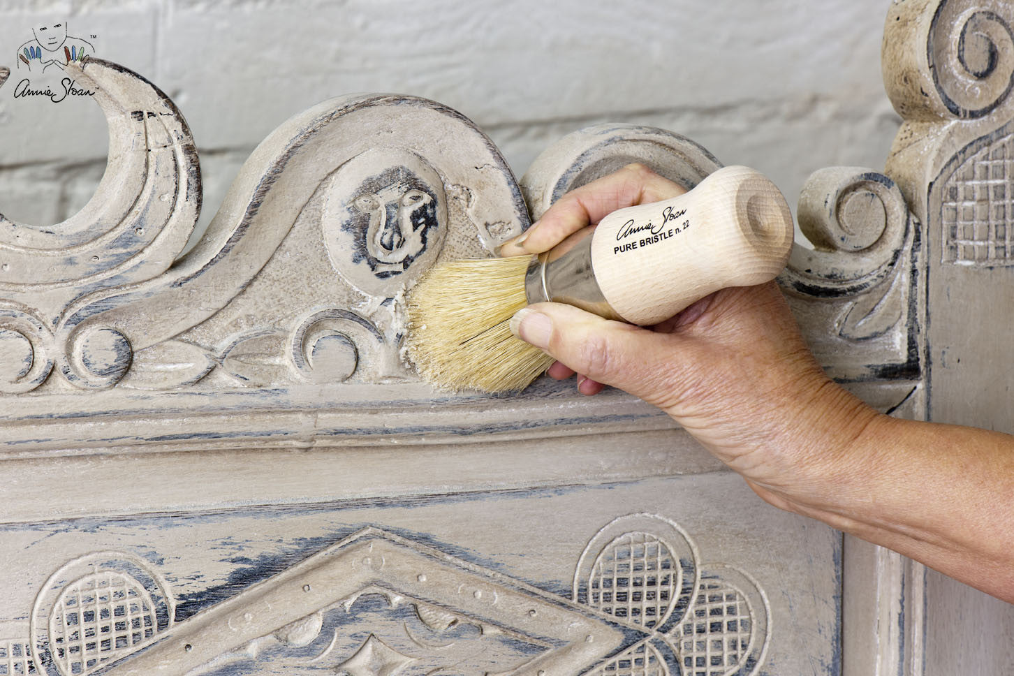 Chalk Paint™ 101 - Saturday 12 March 2016 at 10.00am