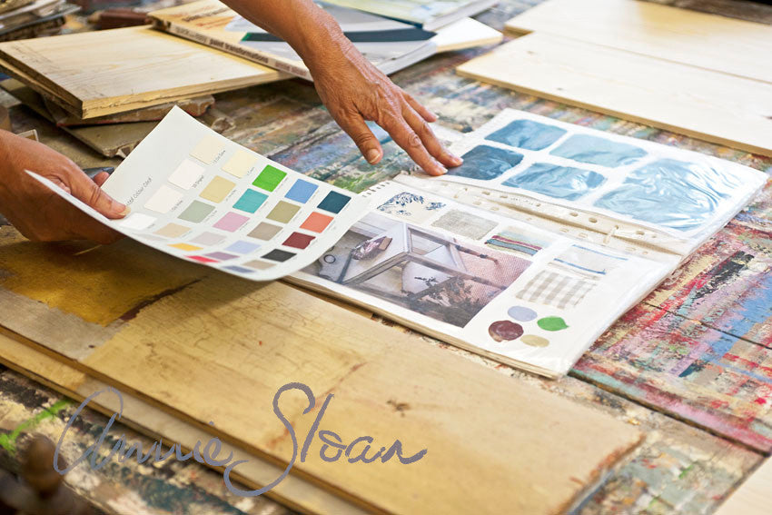 Chalk Paint™ 101 - Wednesday 27th April 2016 at 9.30am