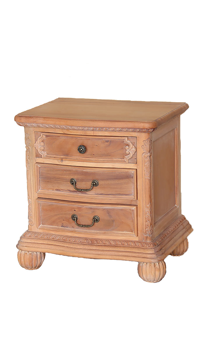 3 Drawer Bedsides (set of 2)