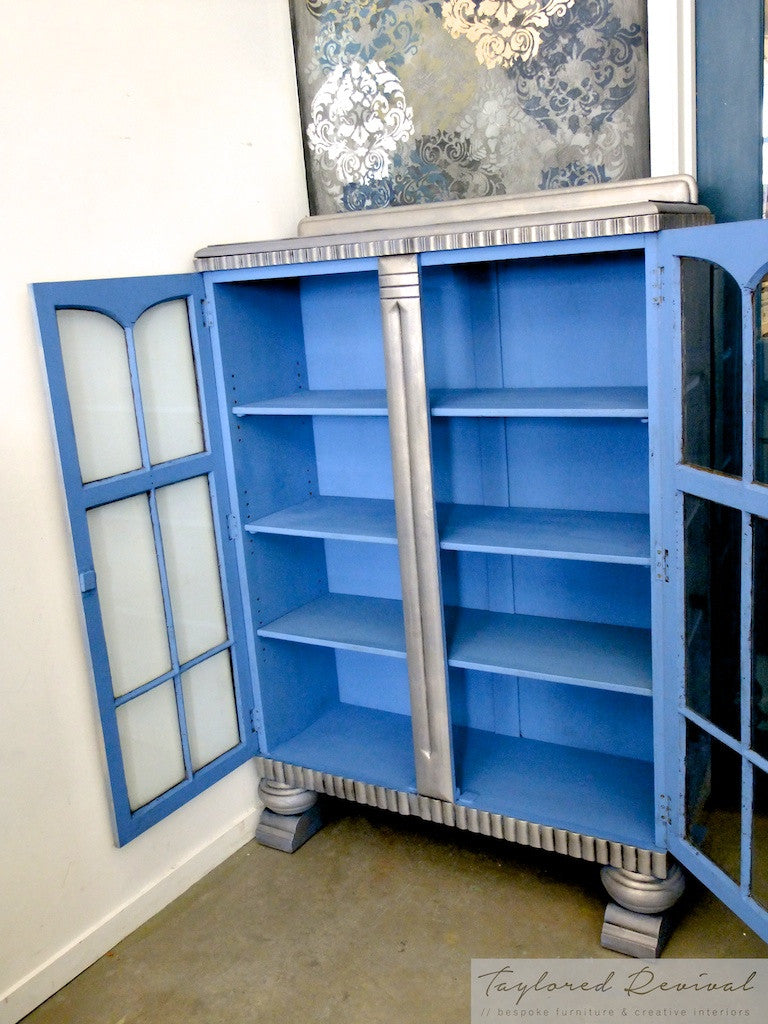 Commissioned Book Case