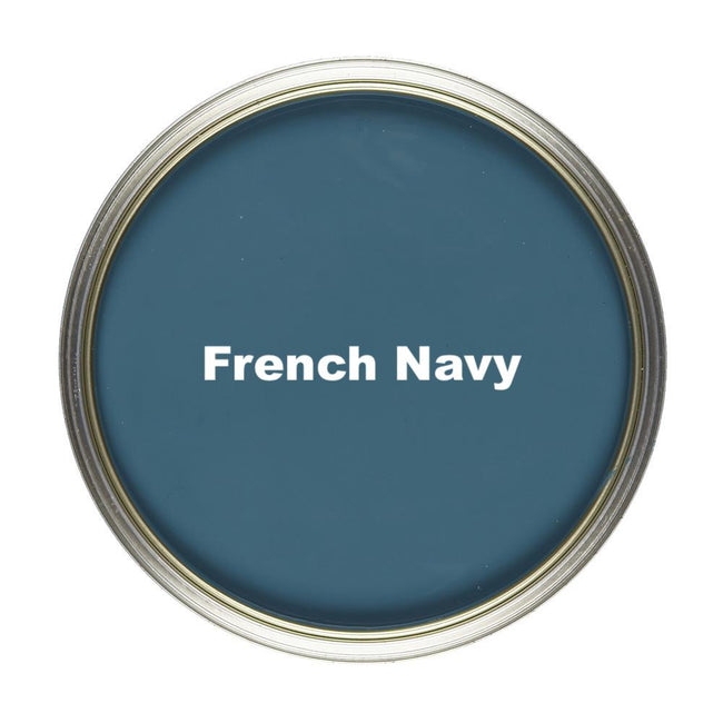 "French Navy  - ""No Seal"" Chalk Paint"