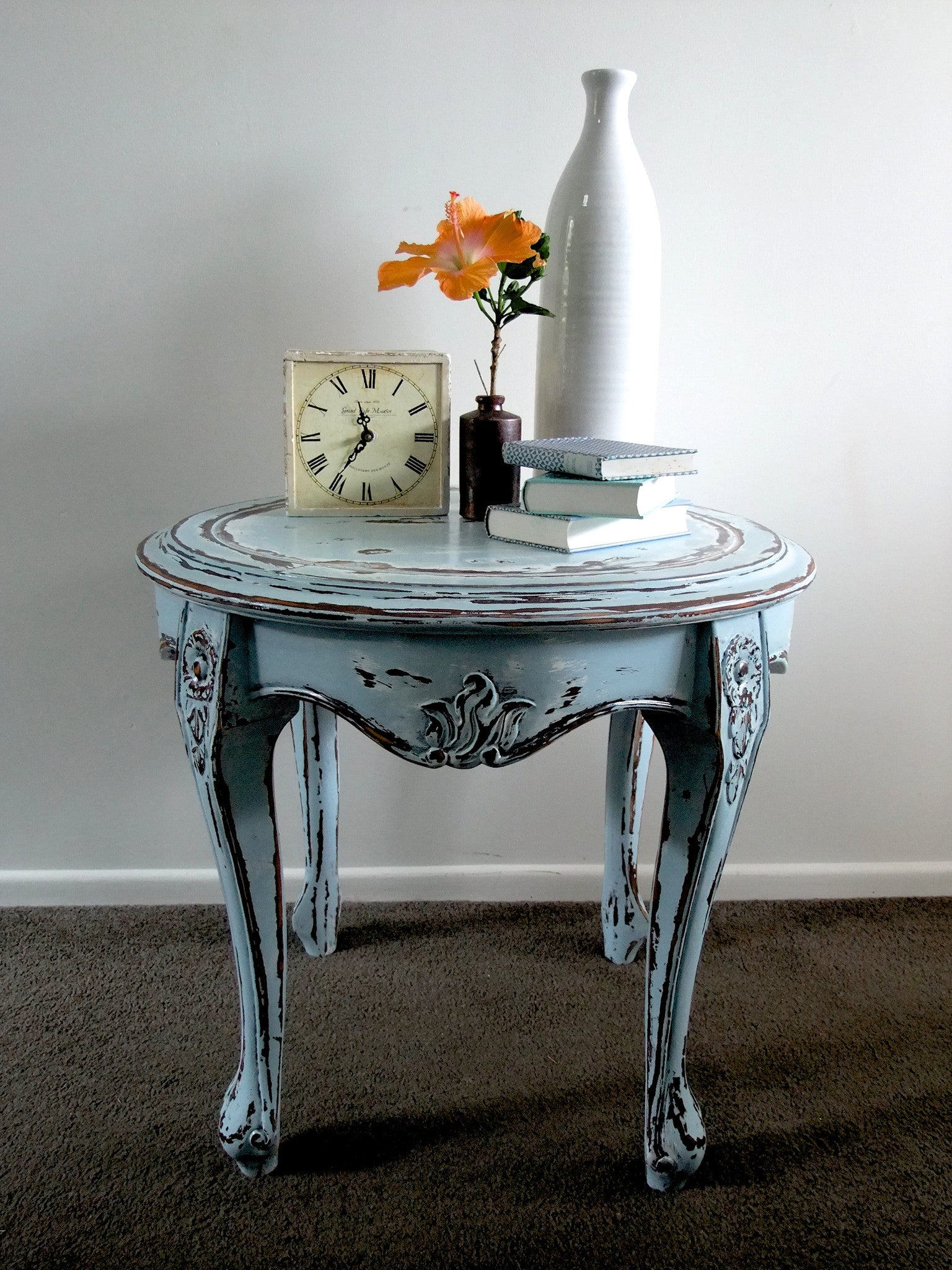 Georgie- Perfectly imperfect occasional table
