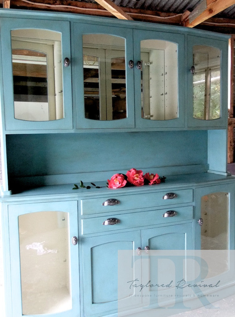 Commissioned Hutch Dresser in Provence