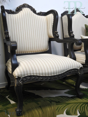 Commissioned Bergere Suite