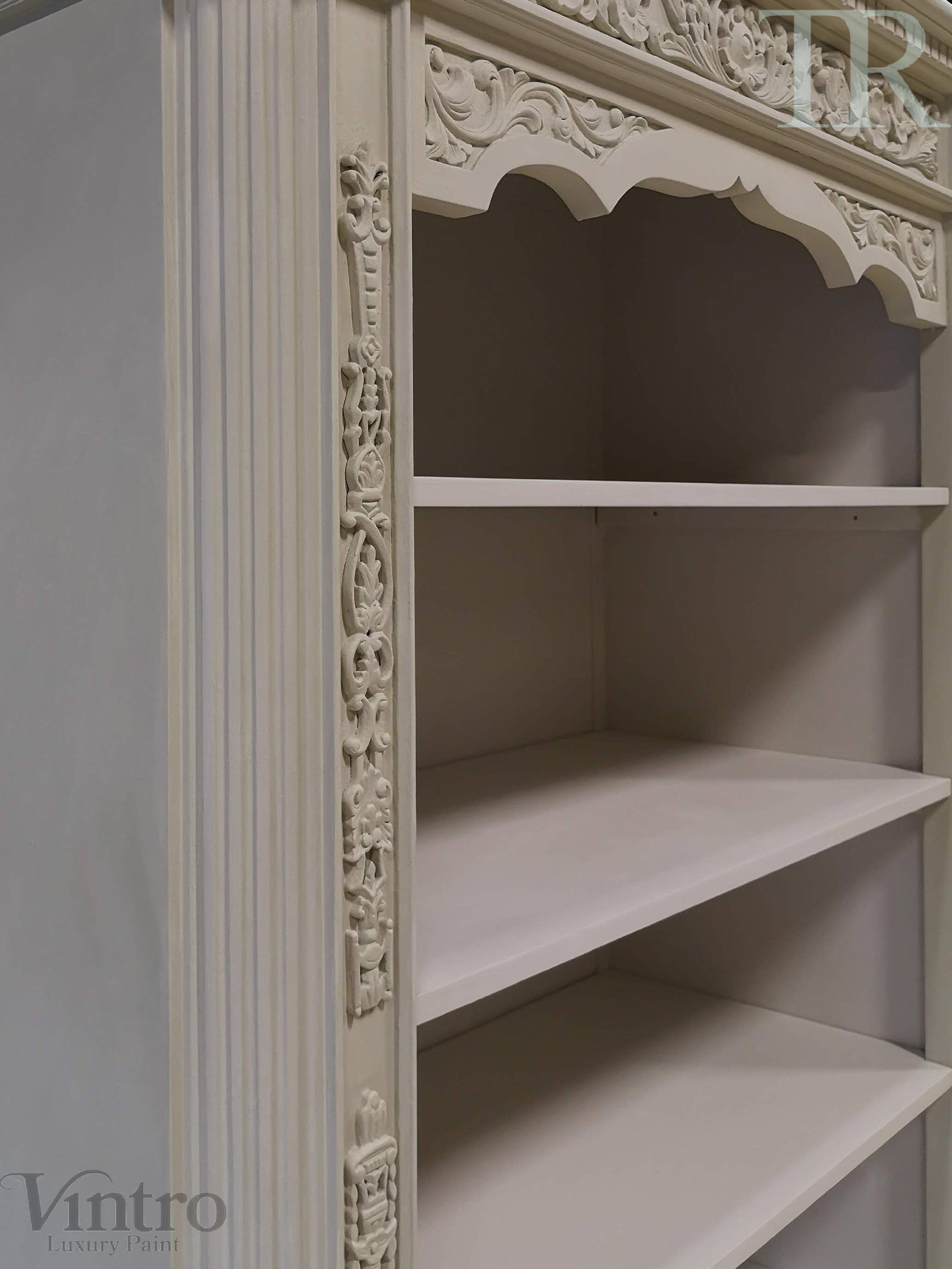 Commissioned Bookcase in Yorkshire Stone